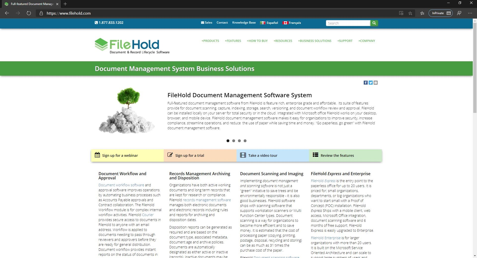 The 8 Document Management Software For Better Workflow-Filehold