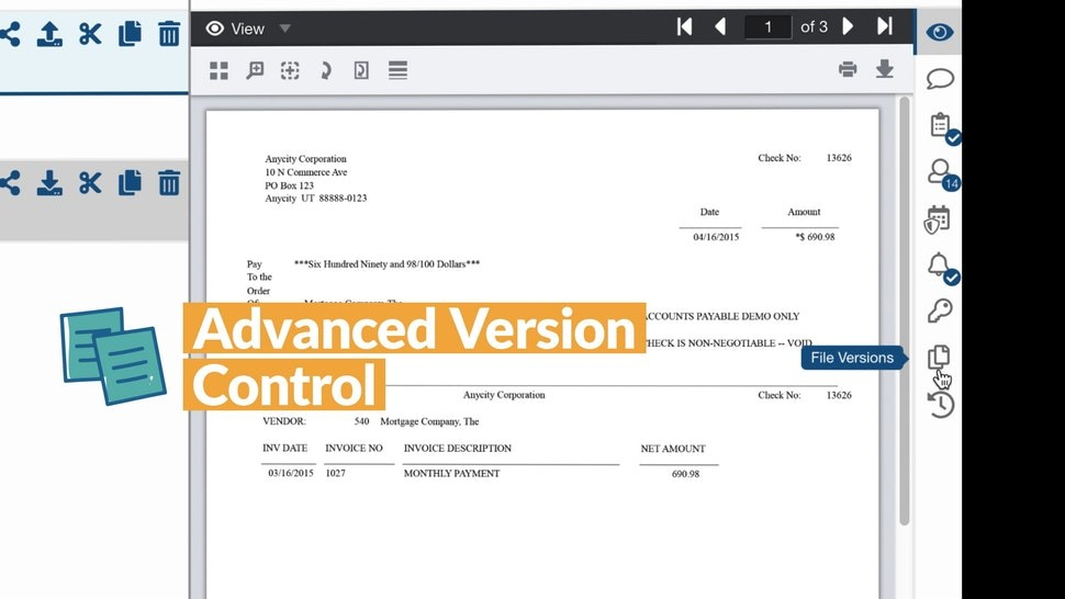 The 8 Document Management Software For Better Workflow-efilecabinet Interface