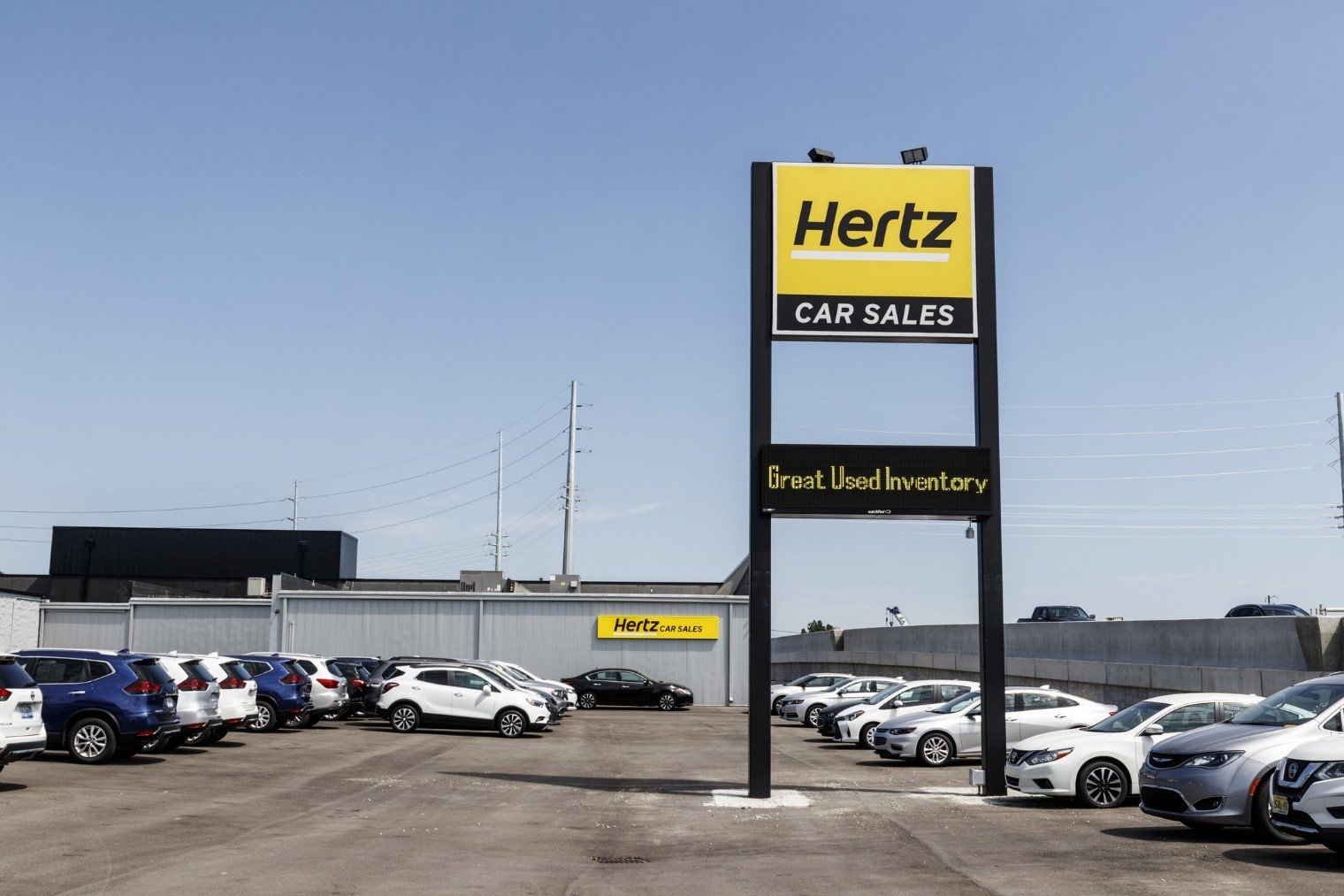 Hertz's Bankruptcy And Its Influence On The Car Industry-fig 3