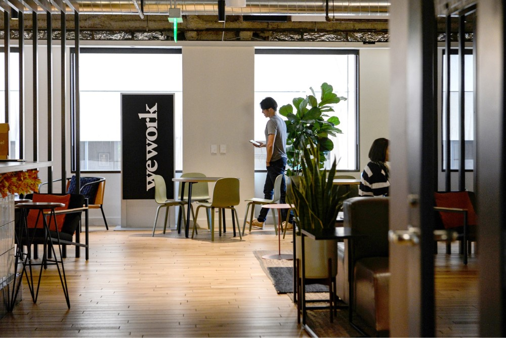 WeWork Story Phenomenal Rise & Fall Of The Once-Heralded Unicorn-fig 1