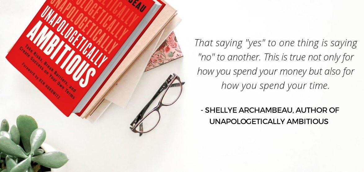 book from Shellye Archambeau
