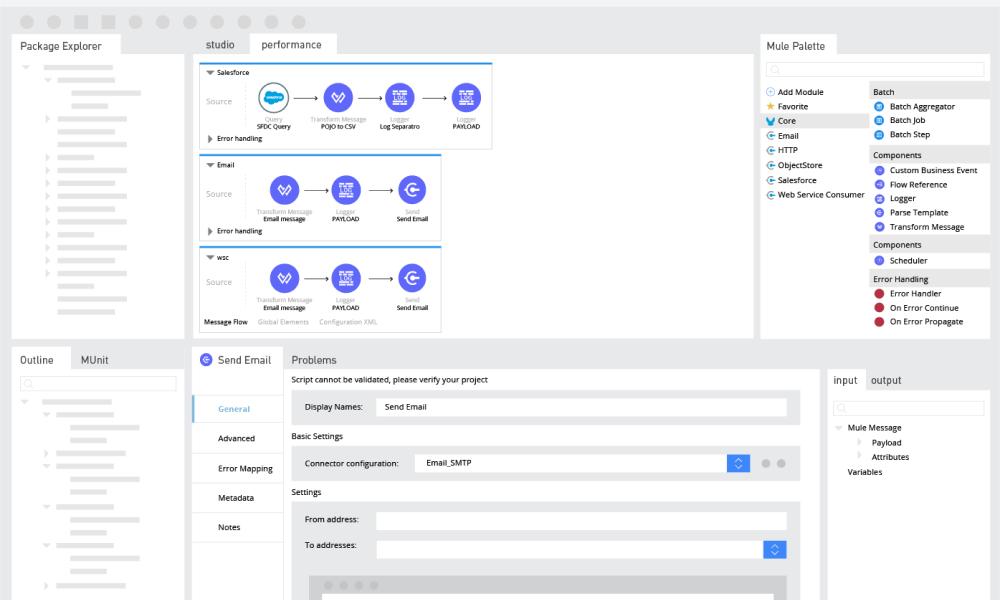 API flow management