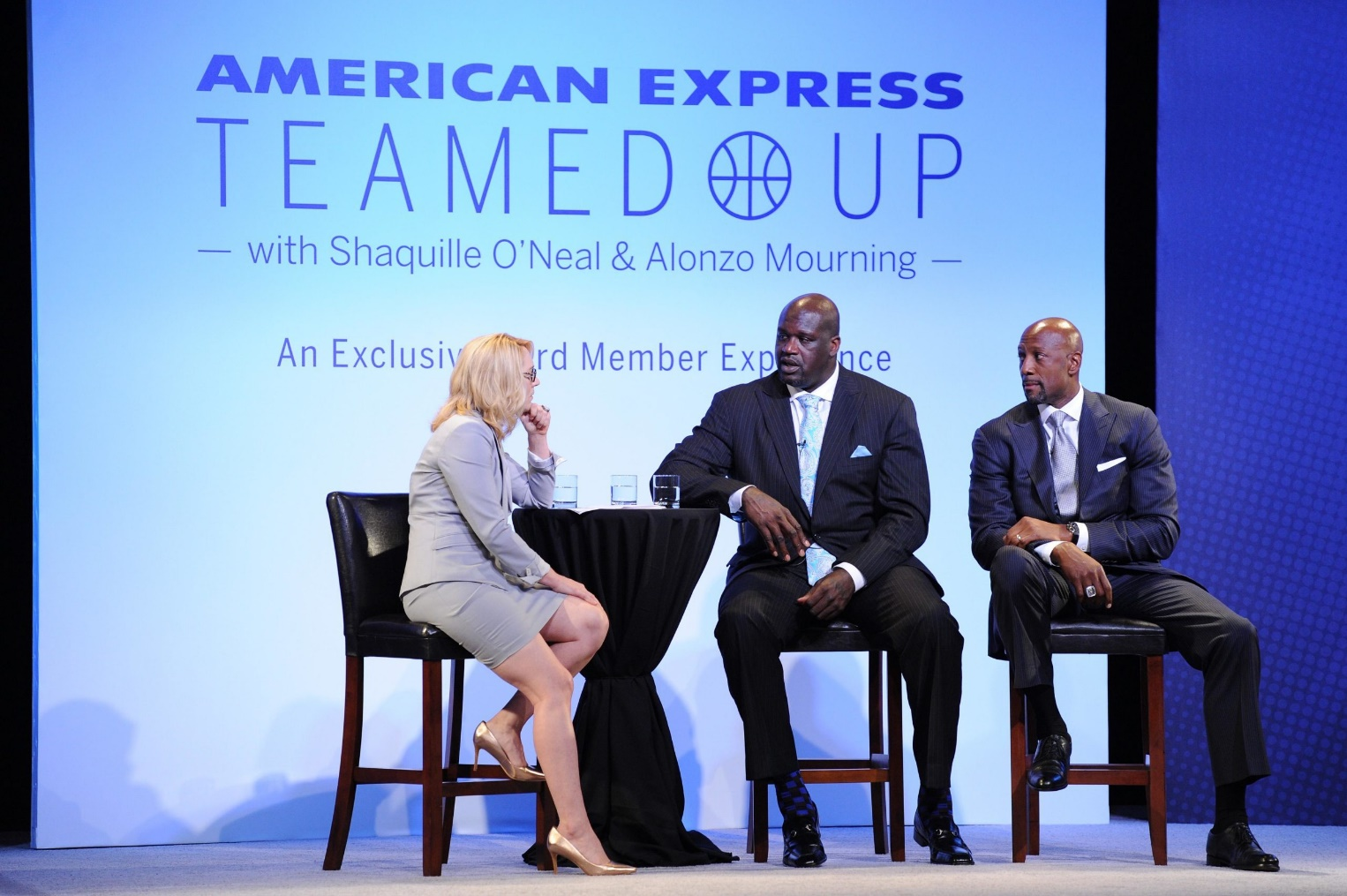 a small business conference from Amex