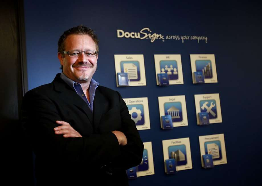 DocuSign founder