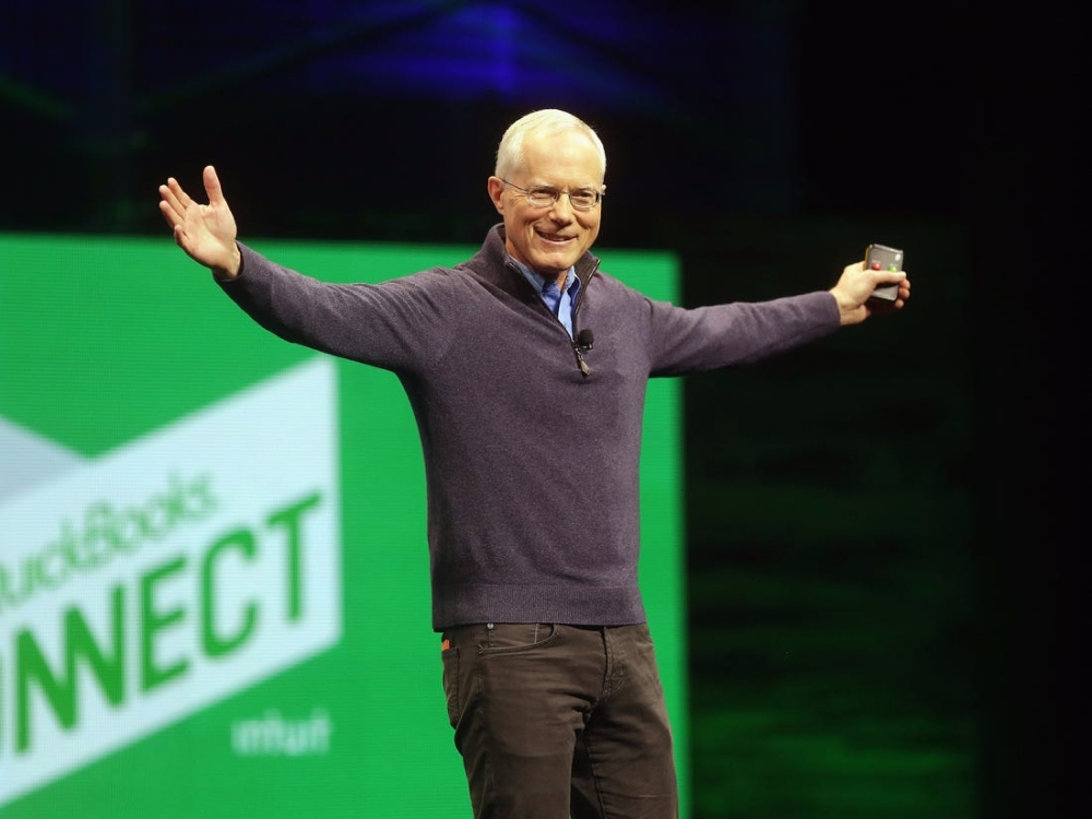 Intuit CEO
