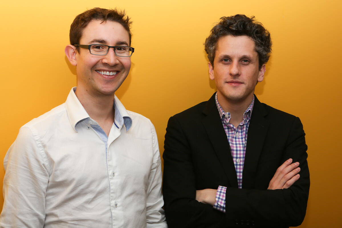 Box CEO and co-founders