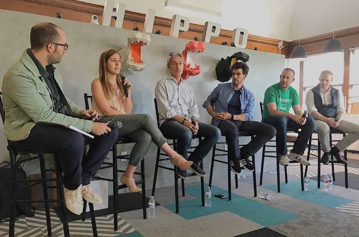 Adena Hefet share talks at Hippo meetup event