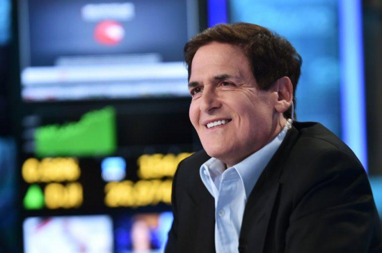 Mark Cuban in an interview at NASDAQ