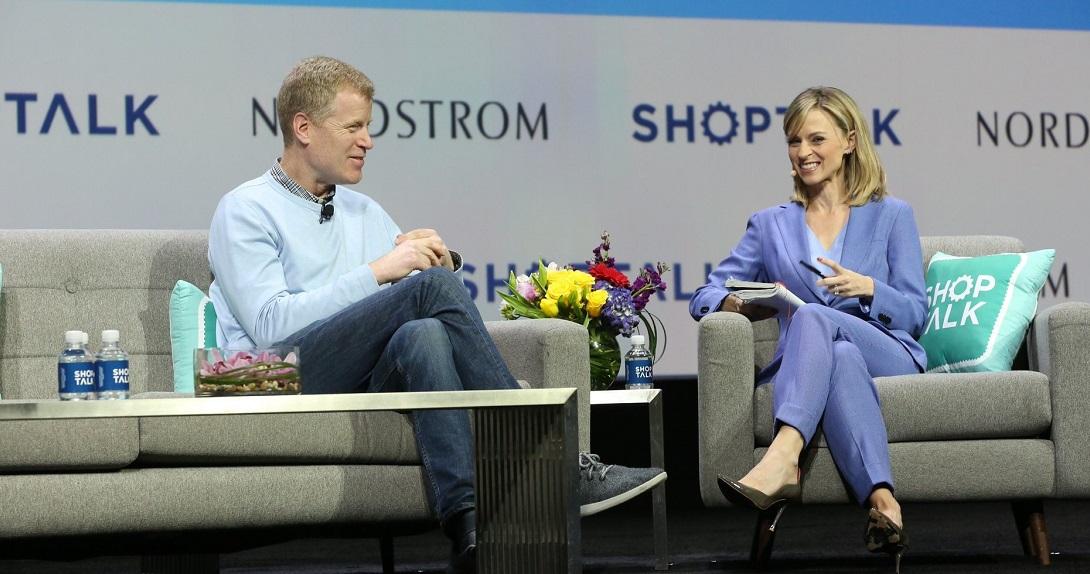 Nordstrom leadership team in an interview at Nordstrom talk