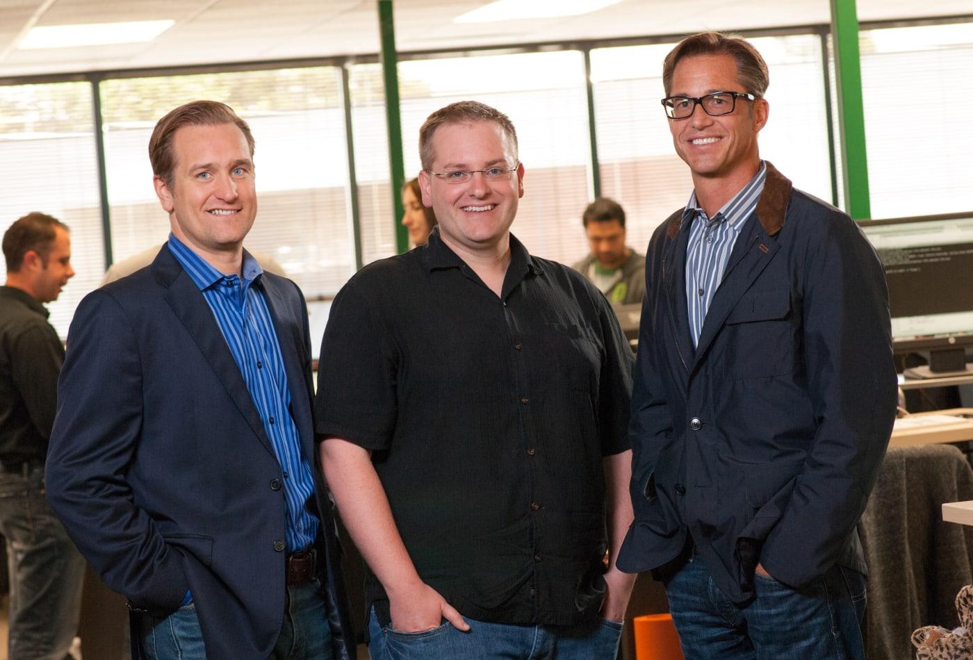 Glassdoor CEO and founders