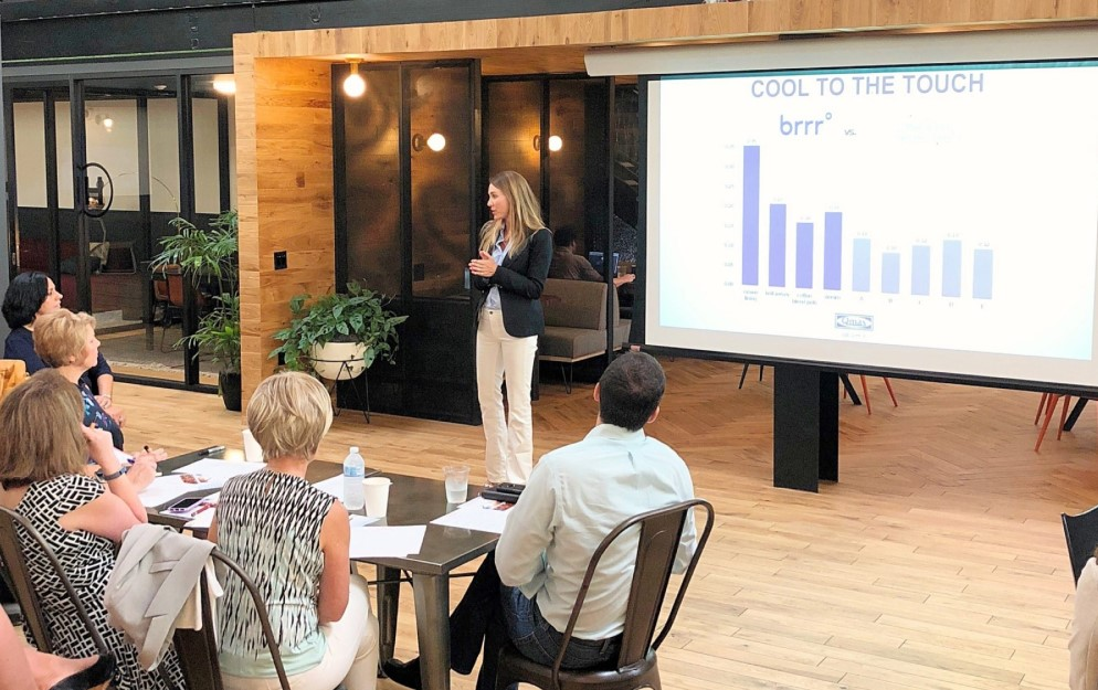 Startup is pitching to venture Atlanta