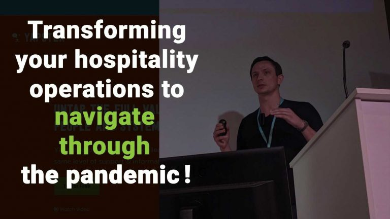 How Did Rob Liddiard Change The Business Model To Navigate Through The Pandemic Optimized