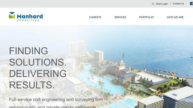Manhard Consulting Ltd Optimized