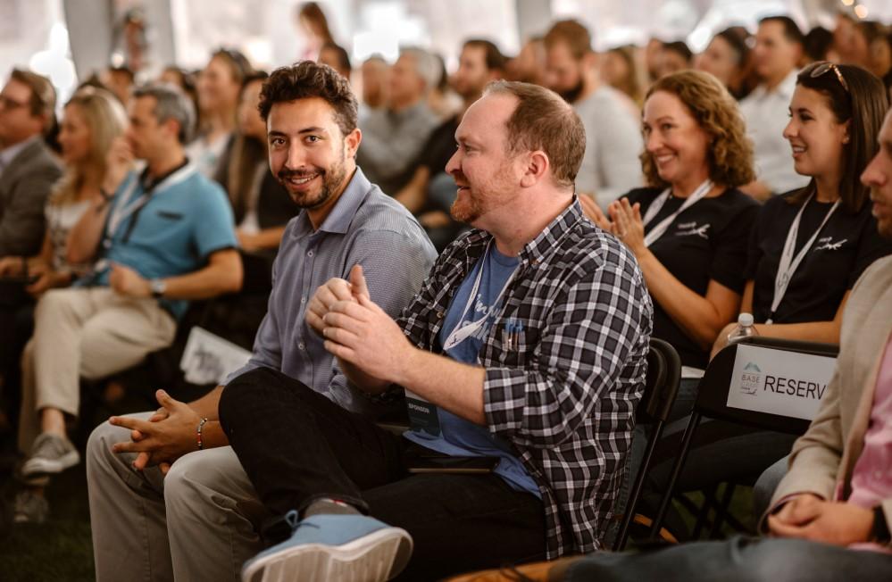 Entrepreneurs at Denver Startup Week