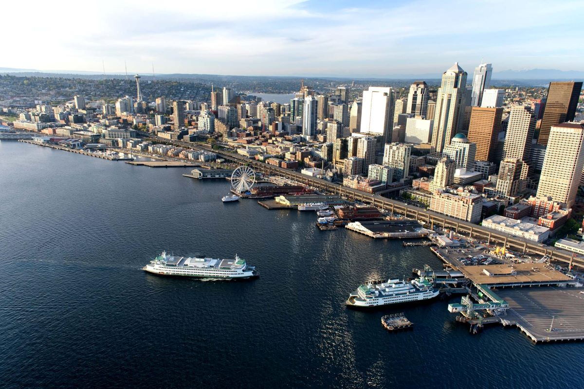 overview of Seattle city