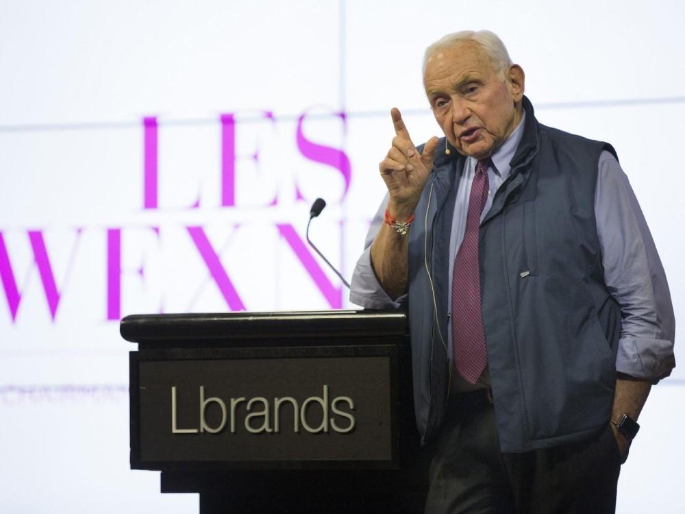 L Brands cofounder