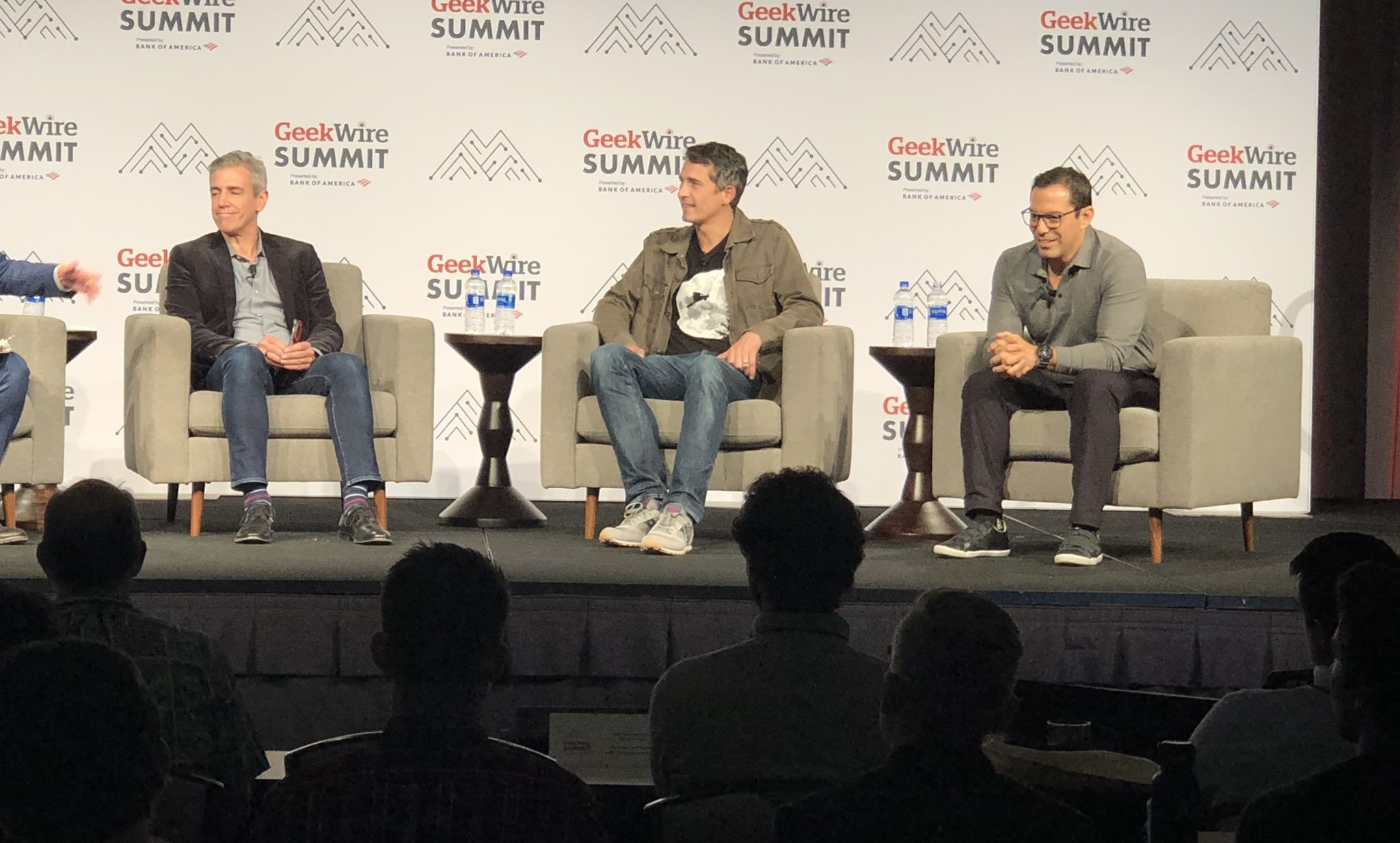 Eugenio Pace at GeekWire summit