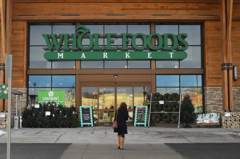 Whole Foods store in Seattle washington
