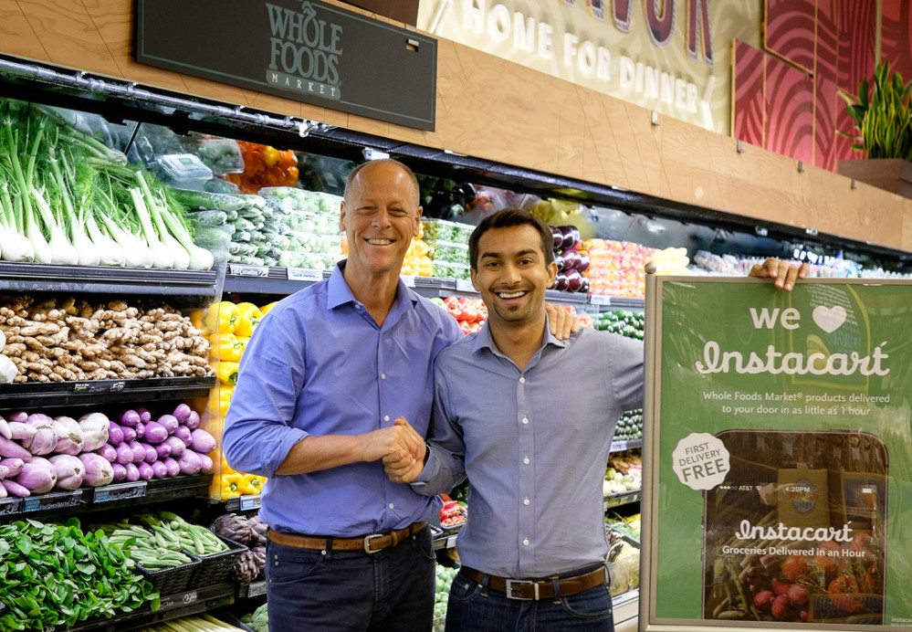 Whole Foods former CEO and co-founder collaborate with staff