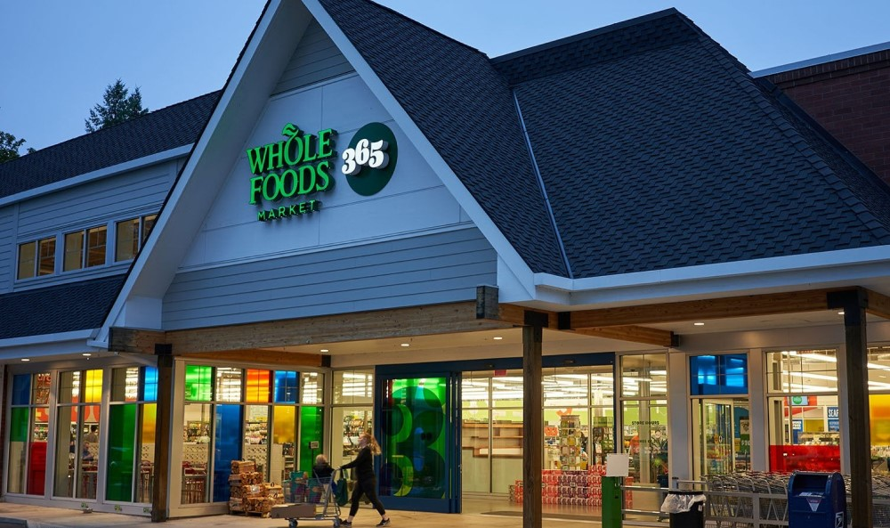 a Whole Foods store Colorado