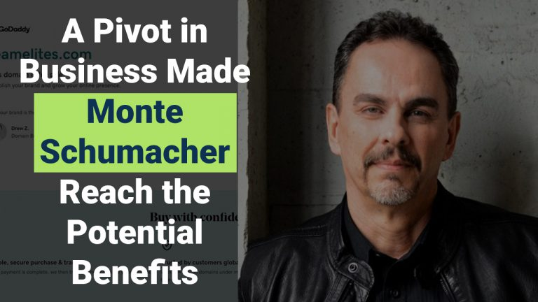 How Did Monte Schumacher Change The Business Model To Win The Pandemic