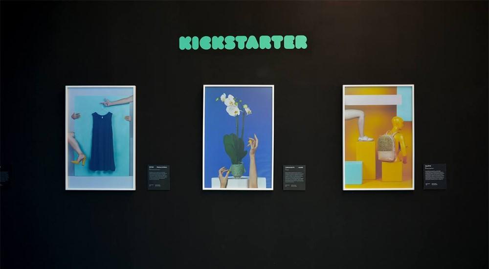 Creative product categories on KickStarter