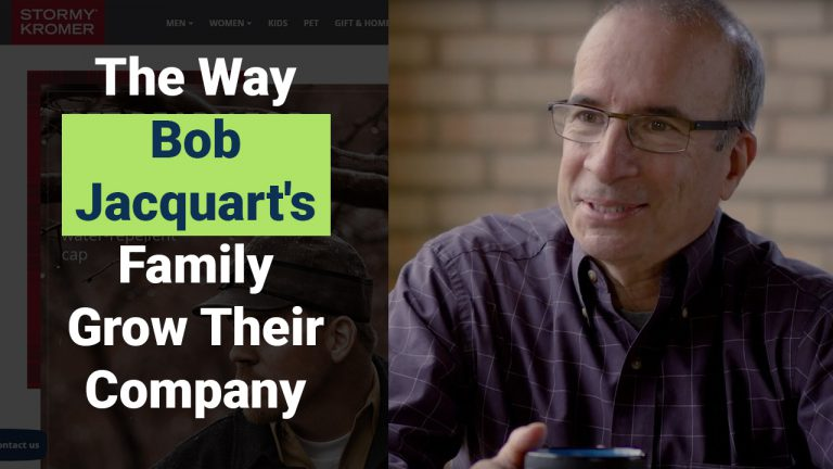 Treating People Right Is Bob Jacquart's Leadership Style As CEO