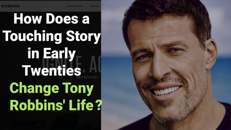 What Can You Learn From Tony Robbins' Behind The Scenes Stories