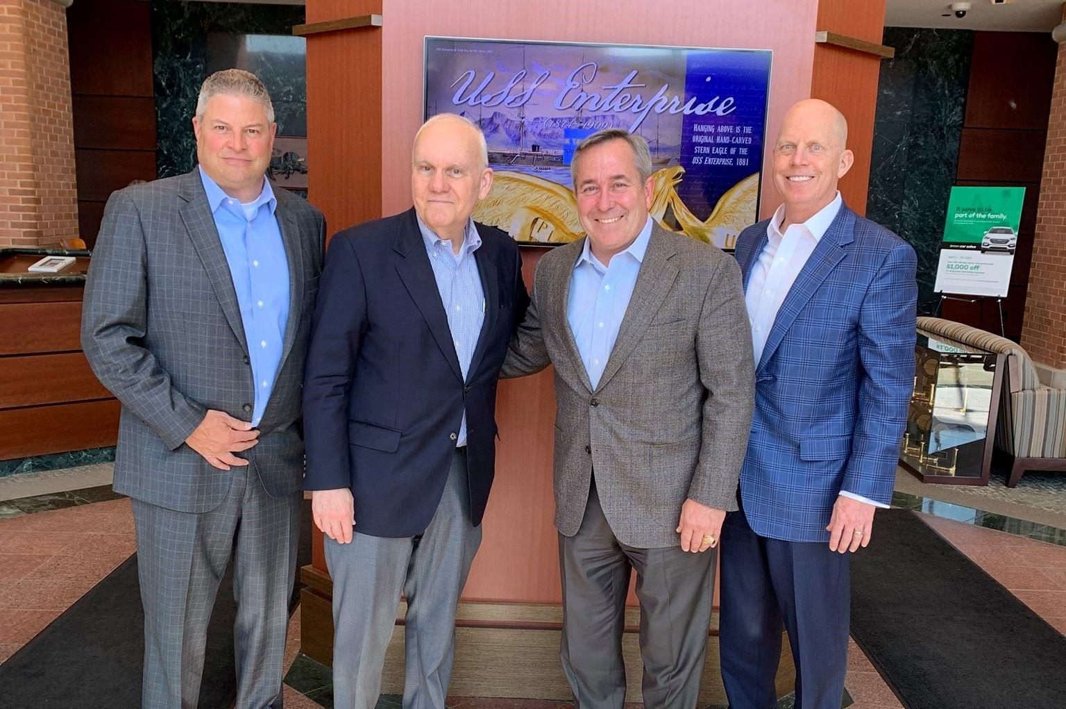 Enterprise leadership team