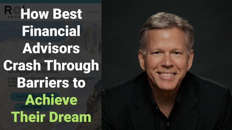 Why Discipline And Focus Are Two Essential Traits Of A Financial Advisor