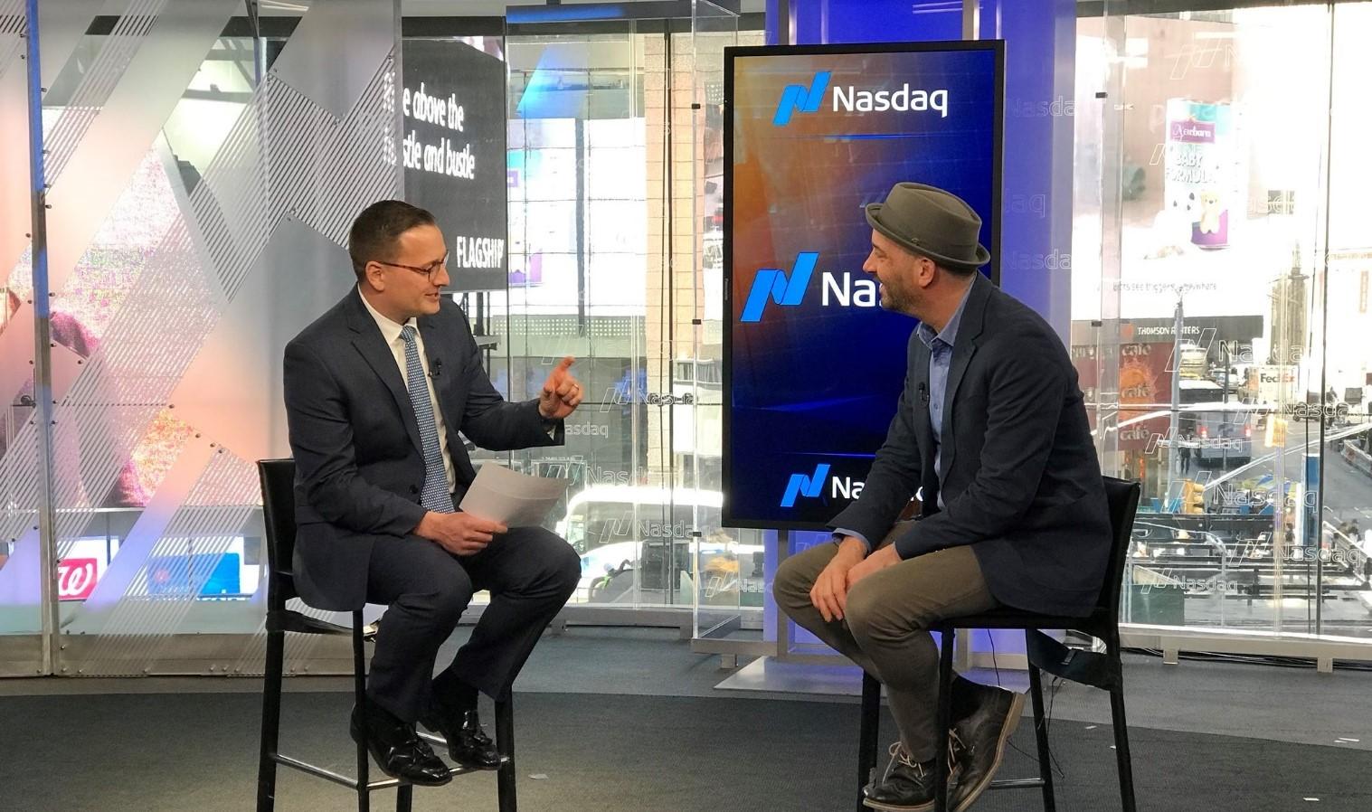 Reverb founder in an interview on NASDAQ