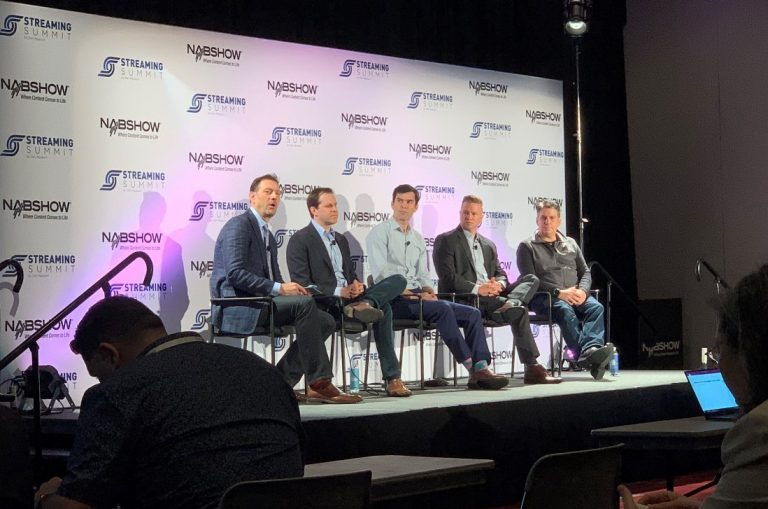 FloSports CEO and Co-founder at Streaming summit