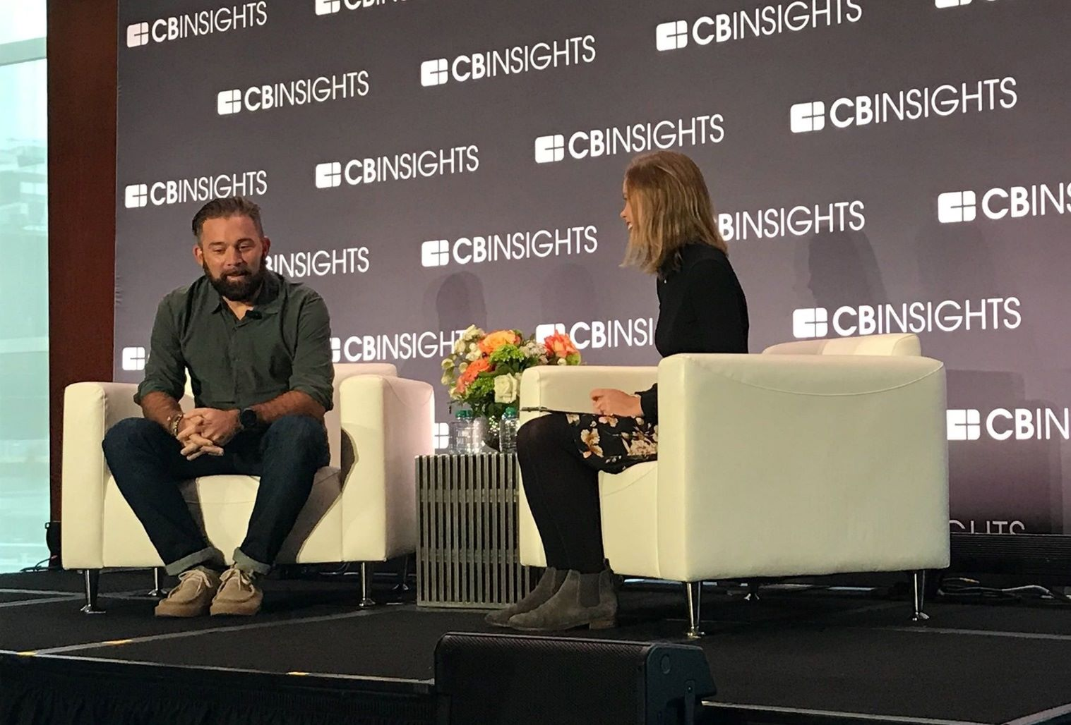 GoodRX CEO on interview with CB insights