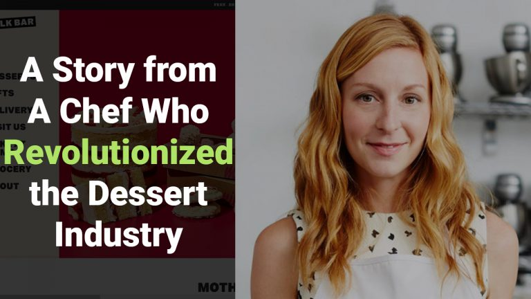 How Christina Tosi Turns Her Creative Passion Into A Thriving Business