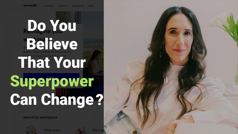 How Did Rebekah Neumann Hone On Her Superpowers