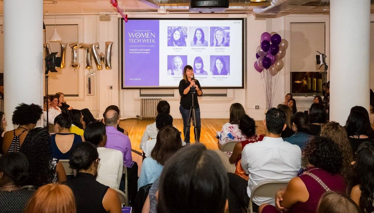 PolicyGenius CEO gave talk at Women Tech Week