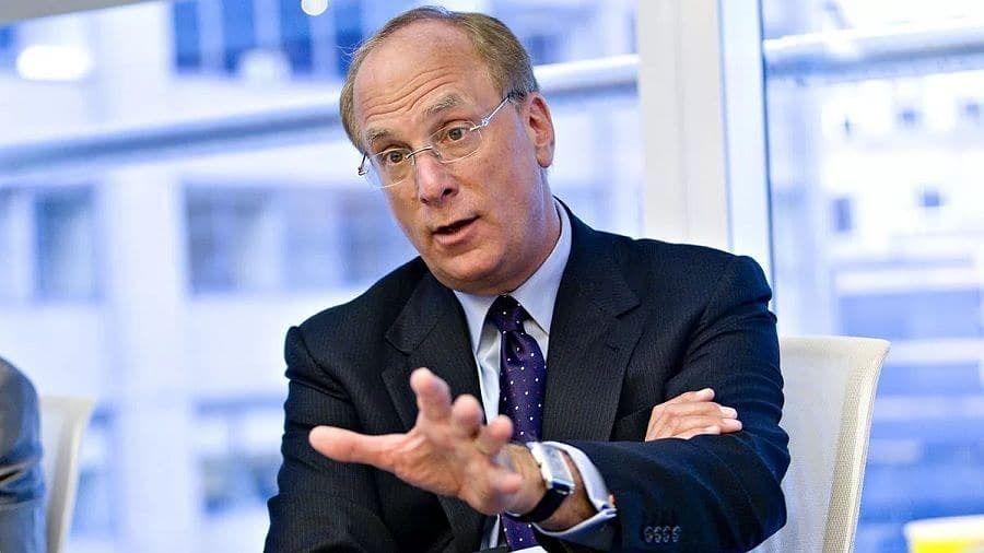 Blackrock founder Larry fink