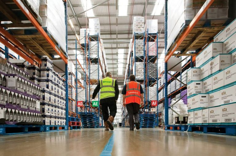 Prologis frontline workers use tech app to track inventory