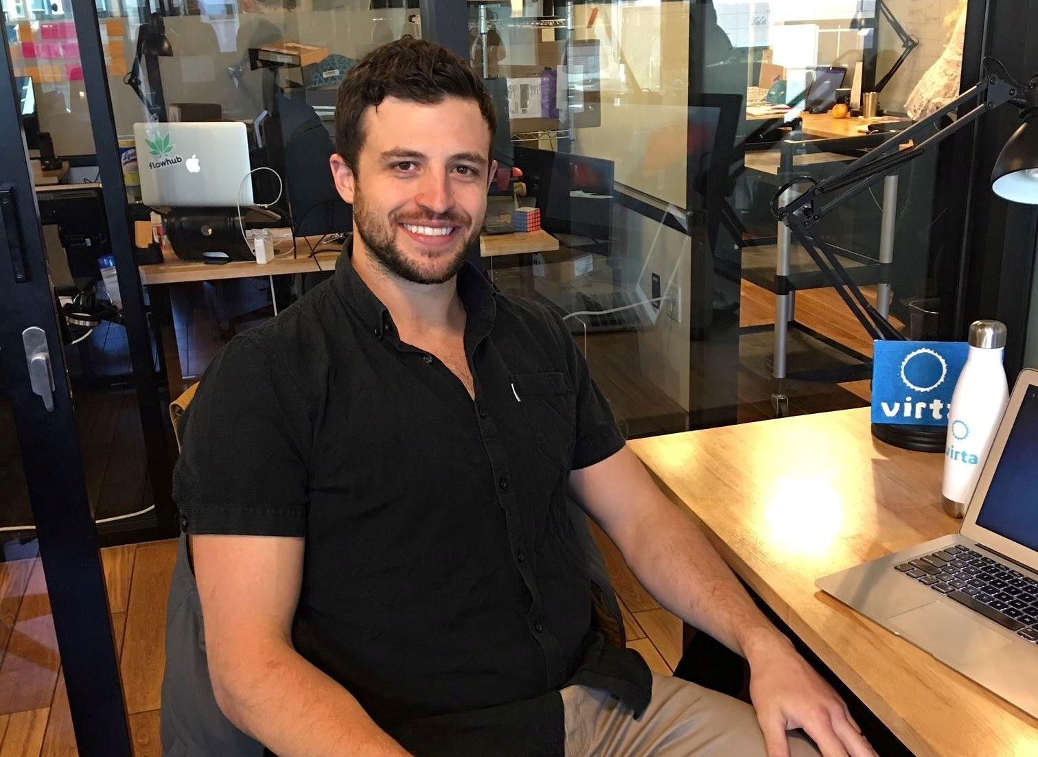 Virta Health engineers work on product design