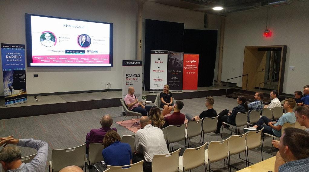 Phoenix startup hub