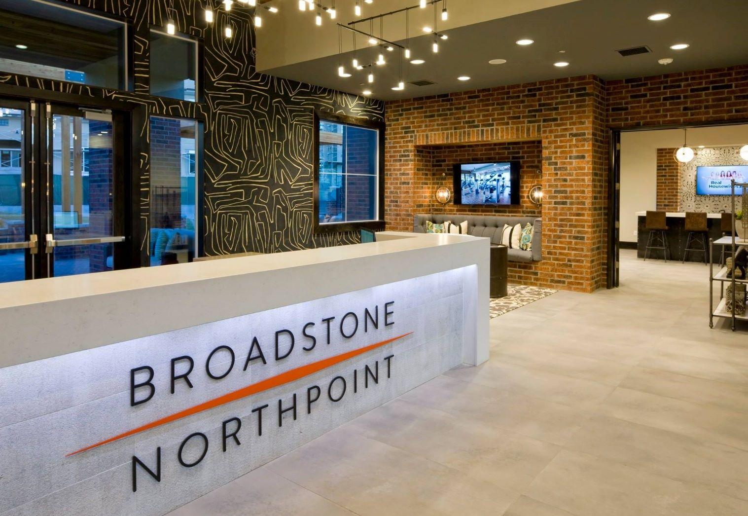 A luxury apartment Broadstone