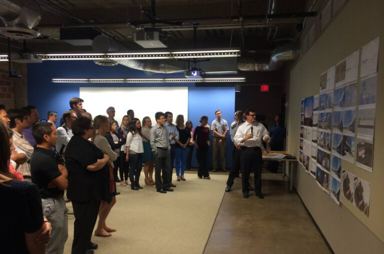 Beck engineers and designers collaborate on design exhibits