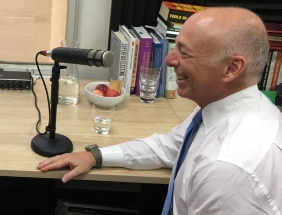 Pzena founder in a podcast