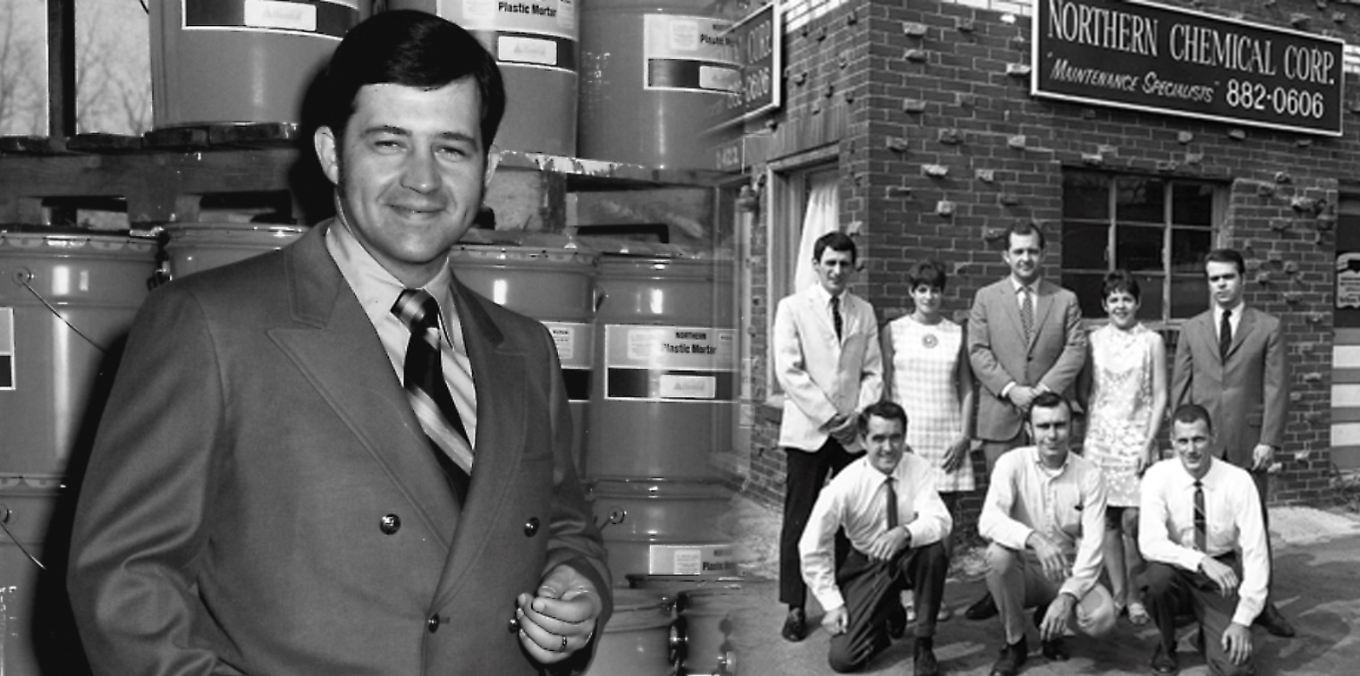 CentiMark leadership in the early days