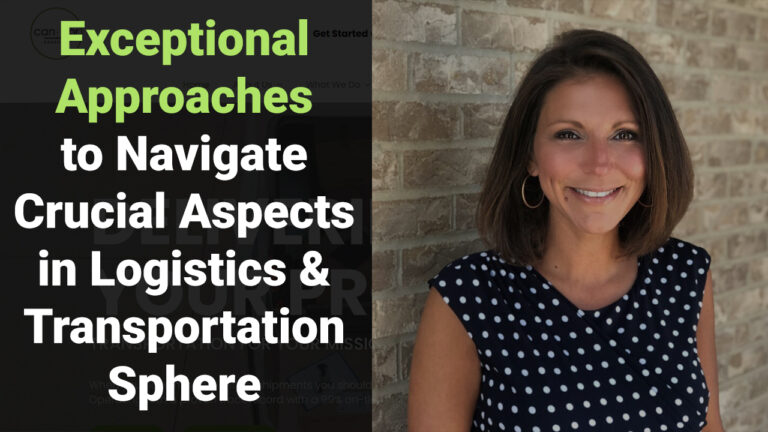 Nicole Glenn's First-Hand Experiences to Establish an Impactful Transportation Business-edited