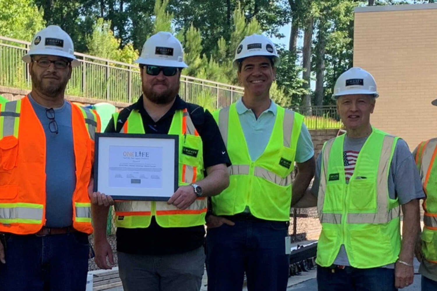 Safety Lies at the Heart of Choate Construction's Sustained Success-Image#5