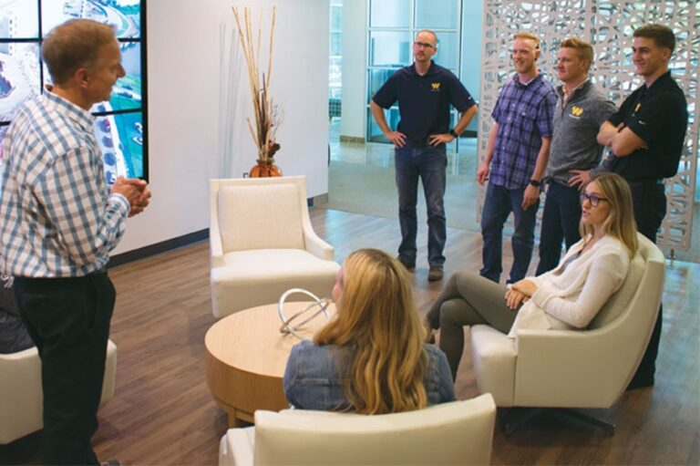 Wieland engineers collaborate