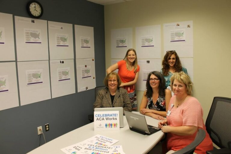 Trinity Health health professionals collaborate on project