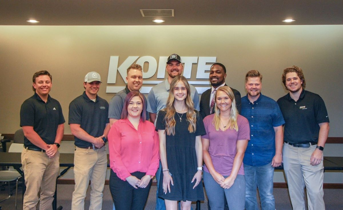 The Korte Company engineers at the head office